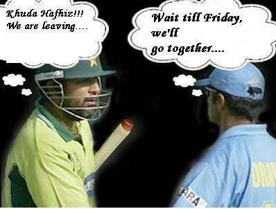 image11 Pakistan and Dravid funny images